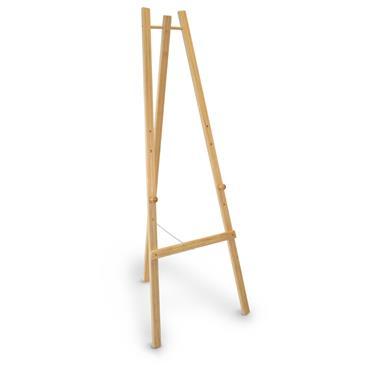 Easel (wooden) 5ft high