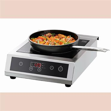 Induction Hob single (500w - 3500w) *price excludes pan hire*