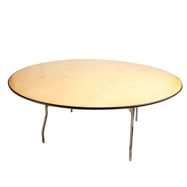 Round Table 6 Ft
