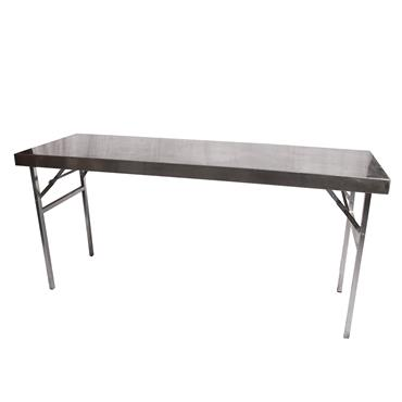 Stainless Steel Table 6 foot x 24""