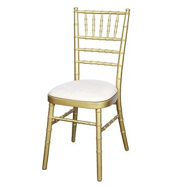 Chivari Chair Gold