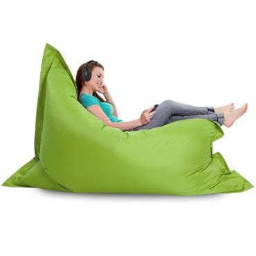 Bean Bag *LIME GREEN* (Giant Bean Bag) 180cm L x 140cm D
