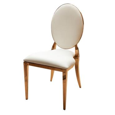 Miami Chair - Rose Gold