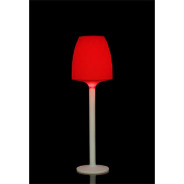 LED Floor Lamp 1.8m (h) top 56cm daimeter