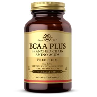 Solgar BCAA Plus 50 veg tablets