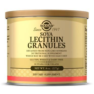 Solgar Soya Lecithin Granules 227g