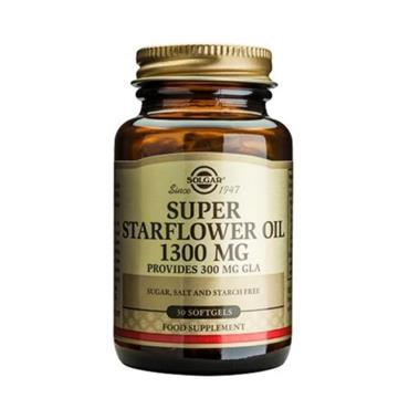 Solgar Starflower Oil 1300mg 30 softgels