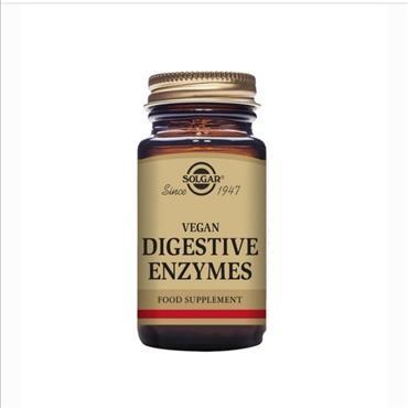 Solgar Vegan Digestive Enzymes 50 tabs