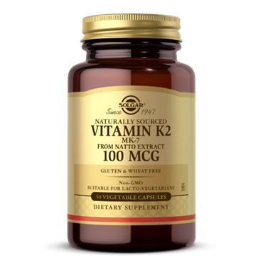Solgar Vitamin K2 100ug 50s