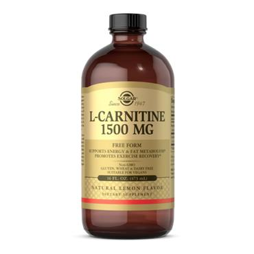 Solgar L- Carnitine 1500mg Free Form 473ml