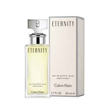 Calvin Klein Eternity For Women Eau De Parfum 50ml