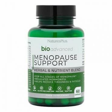 Natures Plus Bioadvance Menopause Support 60 caps