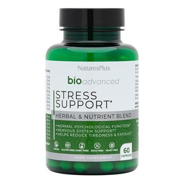 Nature Plus BioAdvance Stress Support 60 caps