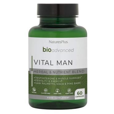 BioAdvance Vital Man 60 vegan capsules