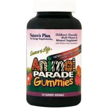 Natures Plus Animal Parade Gummies 50s