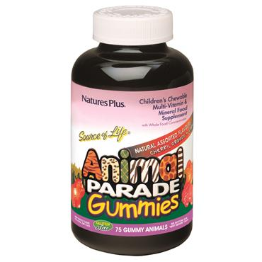 Natures Plus Animal Parade Gummies 75s