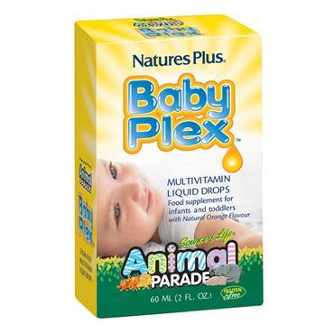 Natures Plus Animal Parade Baby Plex 60ml