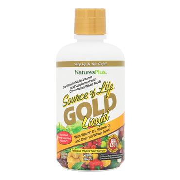 Natures Plus Source of Life Gold liquid 887ml