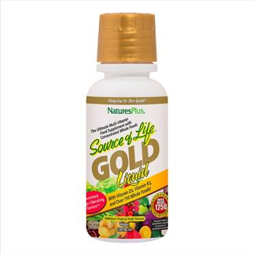Natures Plus Source of Life Gold liquid 236.56ml