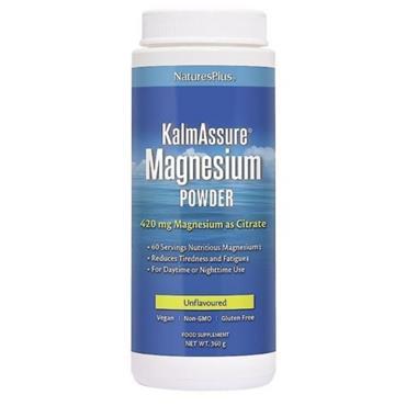Natures Plus KalmAssure Magnesium Unflavoured 360g