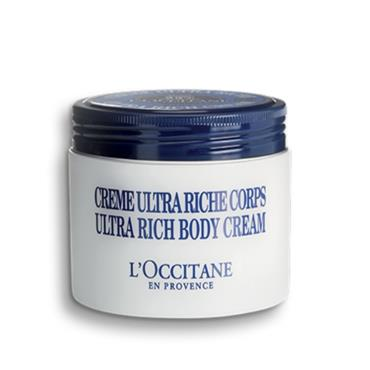 Loccitane Ultra Rich Body Cream Shea Butter