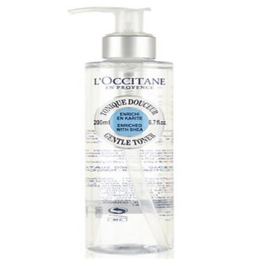 LOCCITANE GENTLE TONER 200ML