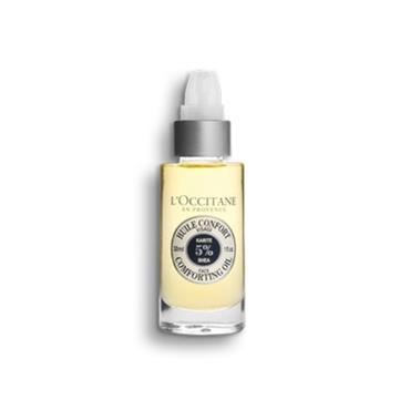loccitane face comforting oil