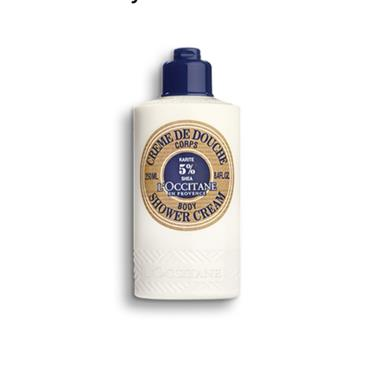 Loccitane Shower Body Cream 250ml