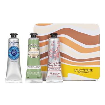 Loccitane Hand Cream Trio 30ml