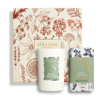 Loccitane Harmony Home Collection