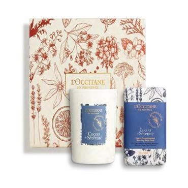 Loccitane Relaxing Home Collection