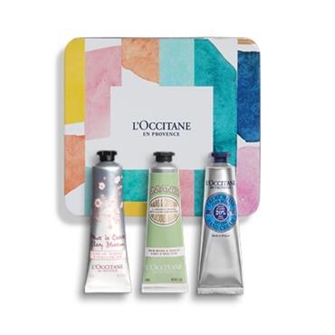 Loccitane Must Have Hand Cream Trio