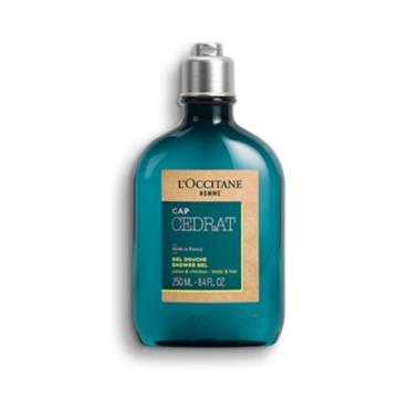 Loccitane Homme Cedrat Shower Gel 250ml