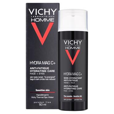 Vichy Homme Hydra Mag C+ Hydrating Care 50ml