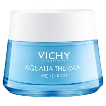 Vichy Aqualia Thermal Rich Rehydrating Cream 50ml