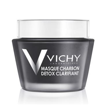 Vichy Detox Charcoal Mask 75ml