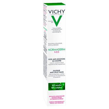 Vichy Normaderm Sos Sulphur Anti-Spot Paste 20ml