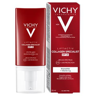 Vichy LiftActiv Collagen Specialist SPF 25 50ml