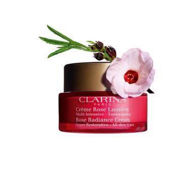 Clarins Rose Radiance Cream All Skin Types