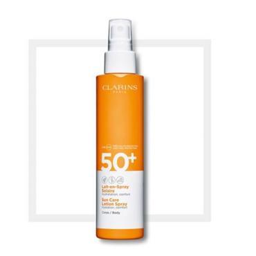 Clarins Sun Care Lotion Spray Body Spf 50