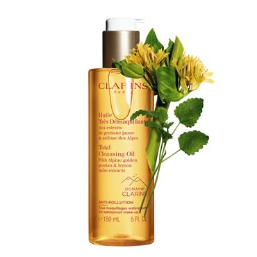 Clarins Total Cleansing Oil 150ml