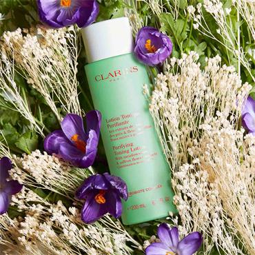 Clarins Purifying Toner Combination/Oily 400ml