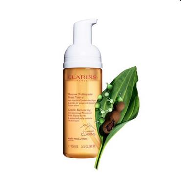 Clarins Gentle Renewing Cleansing Mousse 150ml