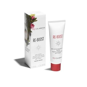 My Clarins Re-Boost Healthy Glow Tinted Gel Cream