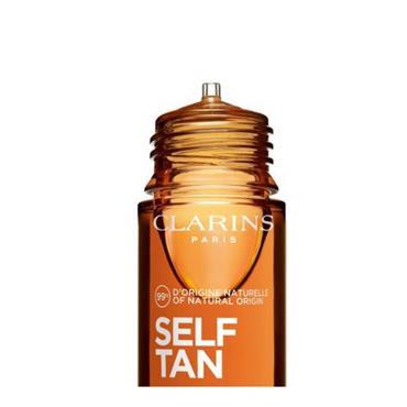 Clarins Self Tan Golden Glow Booster Body