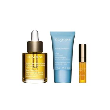 Clarins Blue Orchid Oil Aroma Collection
