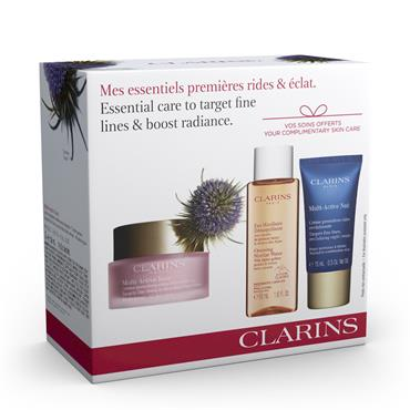 Clarins Multi Active Value Pack 2021