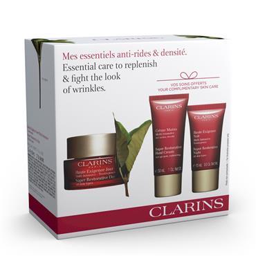 Clarins Super Restorative Value Pack 2021