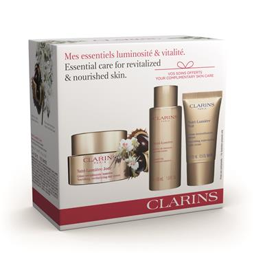 Clarins Nutri-Lumiere Value Pack 2021