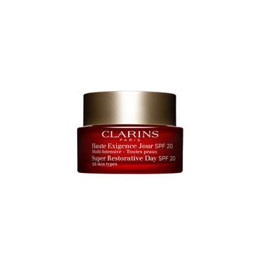 Clarins Super Restorative Day Spf20 All Skin Types